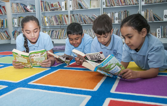 Photo of Heatherhill Primary School Library